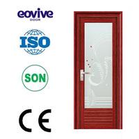 HOT Sale aluminium alloy modern fancy entry door