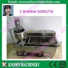 commercial donut mix with 3 moulds for dessert shop cafe