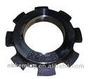 General Structure Low-alloy Steel Die Investment Casting,pewter die casting