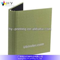 Color Printing paper Cardboard Folder
