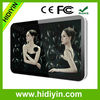 42 inch touch screen taxi interactive advertising player