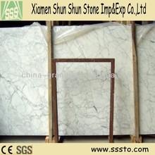 Top sell White Carrara marble slabs/block