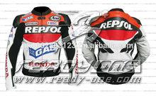 Motorbike Leather Racing Jacket
