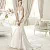 satin fabric for weddings/wedding satin fabric/bridal satin fabric