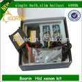 Ad alta efficienza 3000k~12000k 12v/24v normale, sottile e canbus h1 xenon hid kit di conversione
