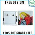 ücretsiz tasarım japonya kalite standardı yüksek kaliteli özel metal rozeti