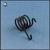 Custom plastic torsion springs