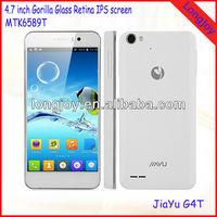 Original jiayu g4 advanced 32GB internal memory mobile phones with 3000mah battery