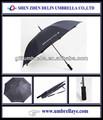 Todos os tipos de cores de branding logotipo simples guarda-chuvas do golfe