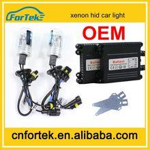 Auto parts OEM xenon super vision hid 4300k 5000k 6000k 8000k 10000k 12000k
