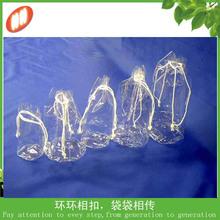 custom Plastic drawstring bag wholesales from China manufacturer