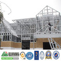 lumière villa structure en acier de luxe
