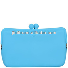 Eco-friendly silicone cosmetic bag promotion