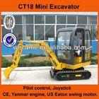dozer blade for excavator,mini ce excavator,brand new for sale