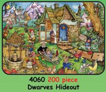 dwarves hideout