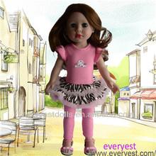 Great sale children love big girl dolls, 18 inch girl toys