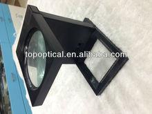 folding magnifier glass &Movable handle magnifer