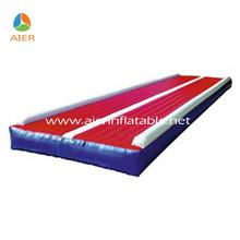 Gymnastics air track mat floor, inflatable air tumble track