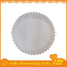 Preço de fábrica de matérias papel vegetal para cupcake