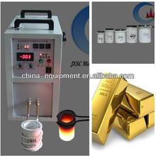 1-8 kg capacity copper electric melting furnace