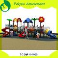 ao ar livre grande playground dinossauro crianças playground de madeira ao ar livre as crianças brinquedos de playground externo