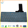 0.55 mm PET Flexible Printed Circuit Board For Computer Keyboard With Pet