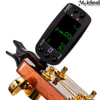 2 in1 Clip-on Tuner Metronome Combo for Banjo