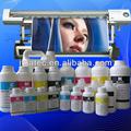 Encre de sublimation pour muoth/miamki/roland dx4/dx5/dx7 printerhead, numérique encre de sublimation pour les imprimantes grand format