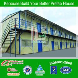 hot sale easy build prefab house for living