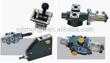 cilindro idraulico parte pompa idraulica per autocarro con cassone ribaltabile