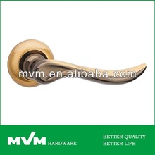 Z1295E9 zinc mortise handle and lock