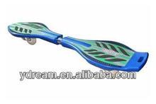 hot selling colorful board,2 wheels vigor board,wave board skateboard
