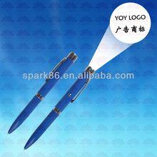 LED ballpoint pen projector logo pen