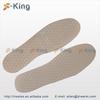 Hot sale latex insole latex foam insoles latex foam shoe insole SK-T01-502-2