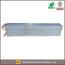 aluminum foil heat exchangers