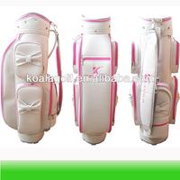 Ladies designer golf bags and Golf cart bag