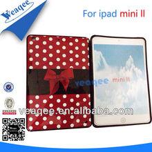 soft rubber material for ipad mini 2 tpu case