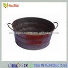 Home Antique Metal Bucket/Pail/Bin