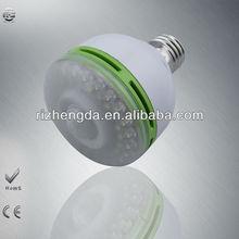 European modern design DIP F5 Epistar human body motion sensor led bulb light
