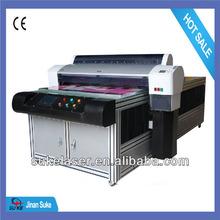 glass wood phone case ipad case Flatbed Printer A1 UV printer