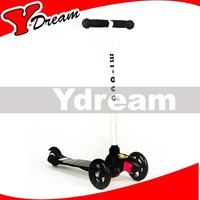 2014 hot selling super kids scooter/mciro mini scooter with high quality flash PU wheels