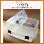 Grace Pet OEM 2014 New product Dog Cat Transparent Plastic warm Carrier Bag