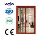 migliore vendita nuovo stile in lega di alluminio moderne porte interne doppie