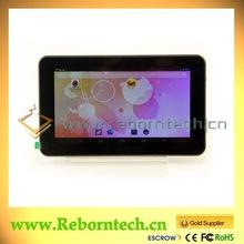 1GB RAM Quick Speed HD Screen 1024x600 Pxls Tablet PC RB M718 Model