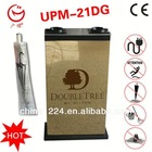 2014 creative luxury hotel cleaning furniture machine umbrella clean and dry cream