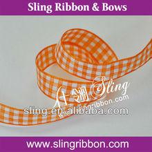 Scottish Plaid Ribbon