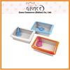 Grace Pet OEM 2014 New product Plastic Cat litter Box Tray Toilet Pan Scoop grid