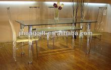 clear acrylic desk chair/acrylic high back chair