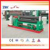 W11s NC hydraulic rolling machine , hydraulic thick plate rolling machine , roller rolling machine