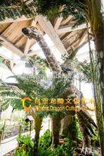 2014 Hot sale theme park dinosaur robotics in playground